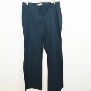 NWT! LOFT Marissa Trouser Gray Dress Pants